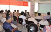 志愿者健康讲座