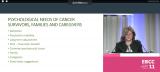 欧洲 乳腺癌大会(EBCC)讲课内容荟萃之关于乳腺癌的心理问题